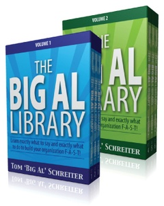 The Big Al Library: Volumes 1 & 2