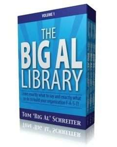 The Big Al Library: Volume 1