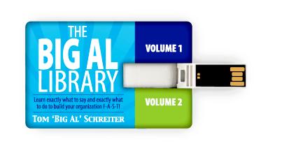 The Big Al Library on audio USB