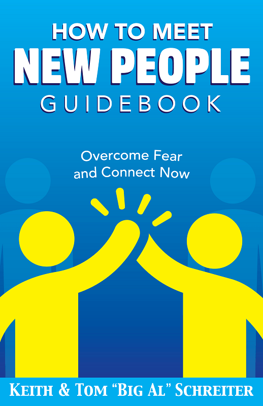 How to Meet New People Guidebook