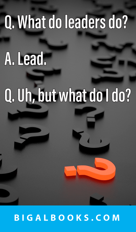 Network Marketing Tips: What do leaders do?