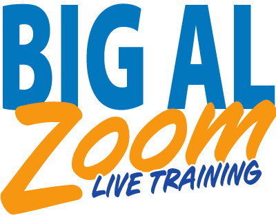 Big Al Zoom Live Training