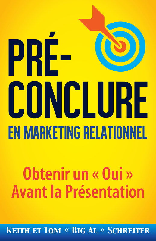 Pré-Conclure en Marketing Relationnel