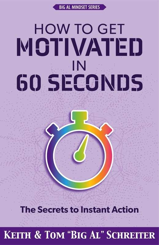 How to Get Motivated in 60 Seconds
